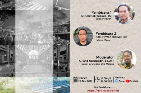 Bedah Karya Arsitektur Pasar Modern Berbasis Green Building Architecture